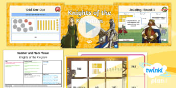 PlanIt Maths Y3 Number and Place Value Lesson Pack Different Representations (1)