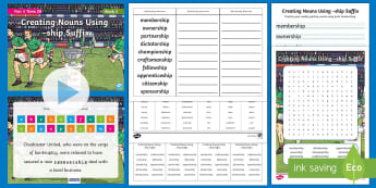 Year 5 Term 2A Week 3 Spelling Pack - Spelling Lists, Word Lists, Spring Term, List Pack, SPaG