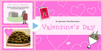 Valentine's Day Assembly Presentation - Valentine's Day, Assembly, presentation
