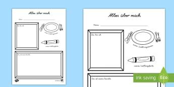 Materialien auf Deutsch 1./2. Klasse Primary Resources - Page 36