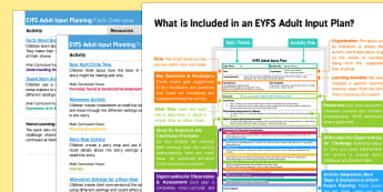 EYFS Adult Input Planning and Resource Pack Overview - EYFS, Early Years planning, Bear Hunt, We're Going on a Bear Hunt, Micheal Rosen, Helen Oxenbury, b