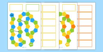 Blank Editable Board Games - game, editable games, wet play