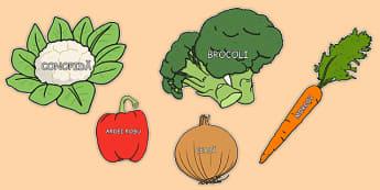 Legume pentru decupat - Imagini - legume, decupat, imagini, științe, decupaj, forfecă, manualitate, materiale, materiale didactice, română, romana, material, material didactic