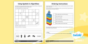 Computing: Programming Toys Year 1 Home Learning Task - coding, algorithms, lego, key stage 1, homework, directions, instructions, bee-Bot, Beebot