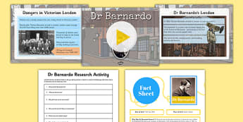 Dr Barnardo Lesson Pack - dr barnardo, lesson pack, lesson, pack, british