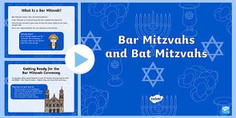 Bar Mitzvahs and Bat Mitzvahs - bar mitzvah, bat mitzvah, judaism, jewish, religion, coming of age, ceremony, adult
