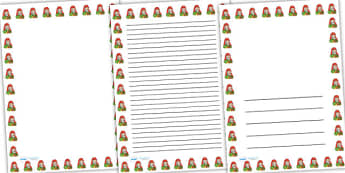 William Caxton Page Borders - william caxton, page borders, writing frames, lined pages, writing guide, writing template, themed writing frame, writing aid