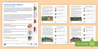 LKS2 60-Second Reads: Rainforests Activity Pack - Ninety Words Per Minute, Speed Read, Sixty Second Reads, Assessment, Reading, Timed Reading, Read Al