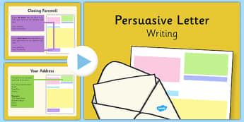 persuasive writing ks1