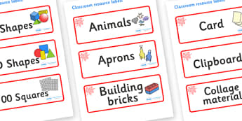 Red Themed Editable Classroom Resource Labels - Themed Label template, Resource Label, Name Labels, Editable Labels, Drawer Labels, KS1 Labels, Foundation Labels, Foundation Stage Labels, Teaching Labels, Resource Labels, Tray Labels, Printable label