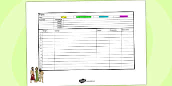 Ancient Sumer Mid Term Planning Template - sumer, plan, KS2
