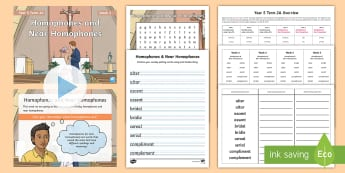 Year 5 Term 2A Week 5 Spelling Pack - Spelling Lists, Word Lists, Spring Term, List Pack, SPaG