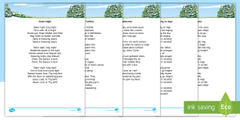 Elderly Care - Winter Song Lyrics - Winter, Season, December, January, February, Snow, Activity Co-ordinators, Support, Ideas, Elderly C