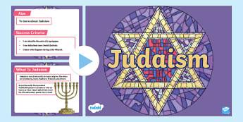 Judaism primary homework help