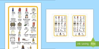 Ikea Tolsby Tudor Word Frame English/Romanian - https://www.twinkl.co.uk/resource/t-t-28762-ikea-tolsby-tudor-word-mat  Word Mat, tudor, history, ki