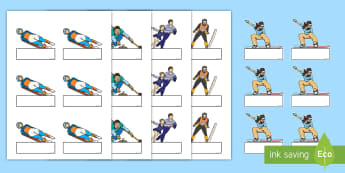 Winter Olympics Self-Registration - winter, olympics, self reg