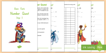 Maths Worksheets - Year 4, Year 5, Year 6 NZ Teaching Resources