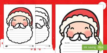 Cartas para o Papai Noel, folhas de escrita - natal, natais, celebraçao, festa, natividade, solsticio de inverno, inverno, pai natal, papai noel,