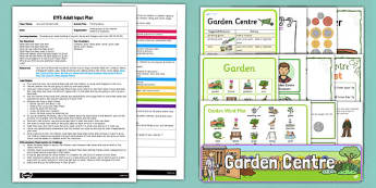 Jack and the Beanstalk Bean Planting EYFS Adult Input Plan and Resource Pack