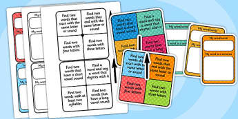Guided Reading Word Work Spinners - reading, words, spinners