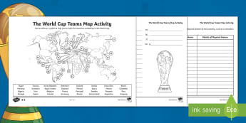 Ks2 maps and plans geography weather ks2 geography lks2 the world cup differentiated activity sheets gumiabroncs Image collections