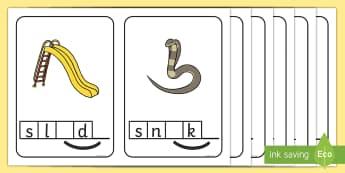Split Digraph Phoneme Frames - split-digraph, phoneme frames, phoneme, digraph