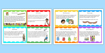 Ice Breaker Game Cards - game cards, game, cards, ice breaker