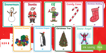 Christmas Party Four Corners Activity Pack - Party Games, Christmas Games, Christmas Phyiscal Education, Christmas Brain Break, Corners