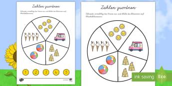 Materialien auf Deutsch 1./2. Klasse Primary Resources - Page 116
