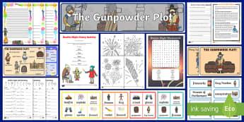 Foundation Phase Bonfire Night Resource Pack - Fireworks, Guy Fawkes, 5th November, 5th Nov, Gun Powder Plot, welsh