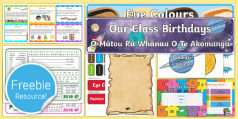 Years 0-3 Back to School Taster Resource Pack - Sample Pack, Free Pack, Taster Pack, Back To School, Primary