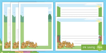 Brenda's Boring Egg Page Border Pack - twinkl originals, fiction, KS1, EYFS, Writing sheets, Writing frames, Independent writing, ducks, du