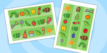 Display Border to Support Teaching on The Very Hungry Caterpillar - The Very Hungry Caterpillar,  Eric Carle, resources, Hungry Caterpillar, life cycle of a butterfly, days of the week, food, fruit, story, story book, story book resources, story sequ