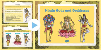 Hinduism - KS2 RE Resources