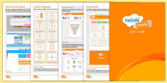 Twinkl Create User Guide - twinkl, user guide, create, twinkl create, free user guide, guide, user