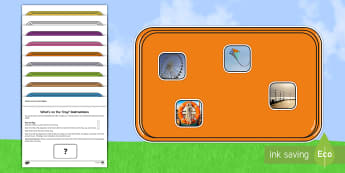 What's on the Tray? Shapes at the Seaside Photo Memory Activity Pack - seaside, shapes, Summer, Holiday, Memory Game, Working Memory, Teachers of the Deaf, deaf friendly,