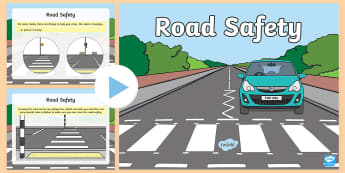 Road Safety Year 2 Reasoning PowerPoint - reasoning, year 2, road safety, numeracy, maths