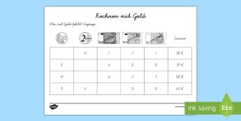 Materialien auf Deutsch 1./2. Klasse Primary Resources - Page 138