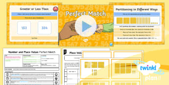 PlanIt Maths Y3 Number and Place Value Lesson Pack Place Value (6)