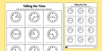 Quarter Past and Quarter to Times Worksheet / Activity Sheet -  o'clock, half past, quarter to, times, activity, quater, Timw, telling time, 15 minutes, hour, clock face, analogue, worksheet