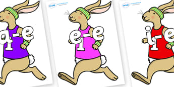 Modifying E Letters on Running Hare - Modifying E, letters, modify, Phase 5, Phase five, alternative spellings for phonemes, DfES letters and Sounds