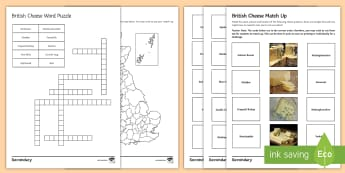 Great British Cheese Activity Sheets - food, cheese, dairy, farming,