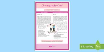 Choreograph on a Bench Activity Sheet - dance, choreography, creative dance, worksheet, improvisation, ks3 dance, btec dance, rsl dance