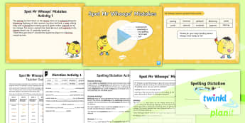 PlanIt Spelling Year 6 Term 3B W7: Assess and Review Spelling Pack - Spellings Year 6, antonyms, synomys, vocabulary, broadening