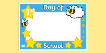 First Day of School Photo Booth Frame Cut-Outs - Graduation Photo Booth Frame Cut-Outs - snapchat, photo booth, props, camera, graduation, photos, ph
