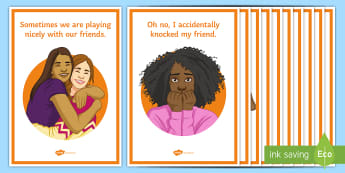 KS3 SEN Social Situation (Feeling Angry) Display Poster - Behaviour management, self-awareness, self-calming, Autism, PSHE, SEN, social situations, social ski