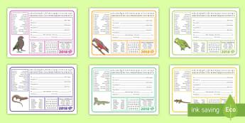 New Zealand Desk Mats English/Te Reo Māori - New Zealand Back to School, desk mat, classroom organisation, alphabet strips - New Zealand Back to School, desk mat, classroom organisation, alphabet strips