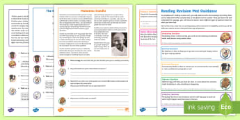 SATs Survival Year 6: Reading Revision Activity Mat Pack 5 - SATs Survival Materials Year 6, SATs, assessment, 2017, English, SPaG, GPS, grammar, punctuation, sp