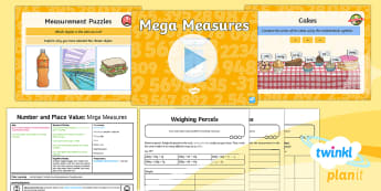 PlanIt Maths Y3 Number and Place Value Lesson Pack Solve Problems (6) - lesson plan, unit of work, singapore maths, investigation, cross curricular, cross strand, abstract,