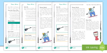Shaun White Winter Olympics 2018 Differentiated Reading Comprehension Activity - Shaun White, Winter Olympics, differentiated, reading comprehension, 2018, non-fiction, reading resp